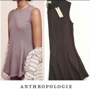 Anthropologie, Eri &Ari flare blouse